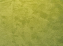 Green fabric texture background Stock Image