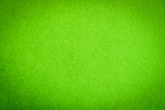 Green fabric texture background Royalty Free Stock Photos