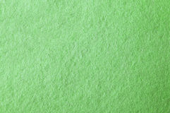 Green fabric texture Stock Photography
