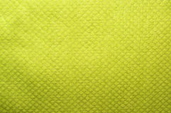 Green fabric texture Stock Image