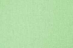 Green fabric texture Stock Images