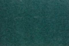 Green fabric texture Royalty Free Stock Photos