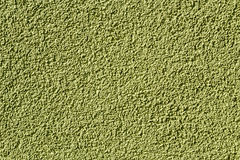 Green facade texture Royalty Free Stock Images