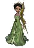 Green Fairy Royalty Free Stock Photography