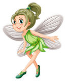 Green fairy Stock Images