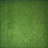 Green Fake grass background Royalty Free Stock Photography
