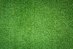 Green Fake grass background Stock Photography
