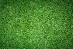Green Fake grass background Royalty Free Stock Images