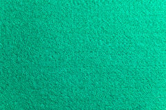 Green felt Royalty Free Stock Photography