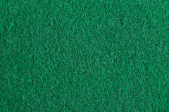 Green felt Royalty Free Stock Photo