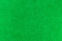 Green felt texture for background. Royalty Free Stock Images