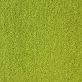 Green felt texture Stock Images