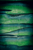 Green fence texture Royalty Free Stock Image