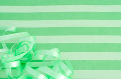 Green festive background Stock Photos