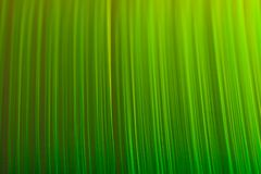 Green fiber optics abstract background Stock Photo