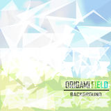 Green field background vector. Green field background. This is file of EPS10 format Stock Image