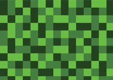 Green field with different squares and rectangles. Background - green field with different squares and rectangles Royalty Free Stock Photos