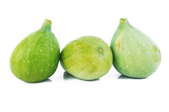 Green fig Stock Images