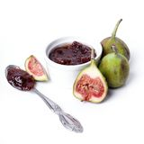 Green fig Stock Photography