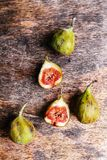 Green fig Royalty Free Stock Image