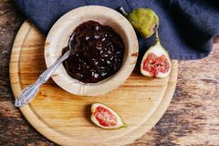 Green fig Stock Image