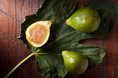 Green Figs, Fioroni Stock Photography