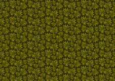 Green firework blast pattern design wallpaper. For background use or for image or text layout stock illustration