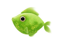Green fish Stock Photos