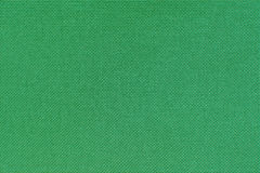 Green flax fiber cloth for the background. Close-up view of text Stock Photography