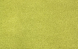 Green fleece material Royalty Free Stock Photo