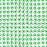 Green floral fabric Royalty Free Stock Photo