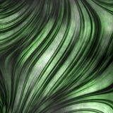 Green floral grungy texture Stock Photos