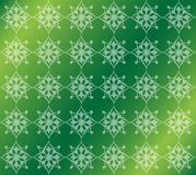 Green Floral Luxury Ornamental Pattern Background Royalty Free Stock Photos