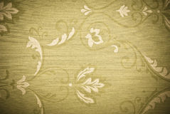 Green flower abstract background Stock Photos