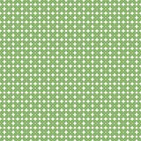 Green flower pattern background Royalty Free Stock Images