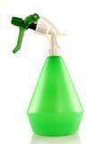Green flower spray Stock Photo