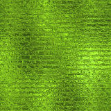 Green Foil Seamless Texture. Royalty Free Stock Image