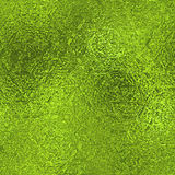 Green Foil Seamless Texture. Green foil seamless and tileable luxury and shiny  holiday background texture Stock Image