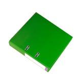 Green folder Stock Image
