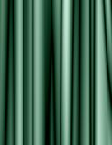 Green Folds Background Royalty Free Stock Image