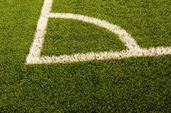 Green football field grass.Texture Stock Photo