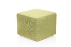 Green footstool Royalty Free Stock Photos