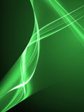 Green fractal Royalty Free Stock Image