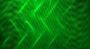 Green fractal abstract background. Computer graphics Stock Photos
