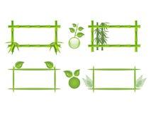 Green frame Stock Photo