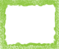 Green frame Royalty Free Stock Photo