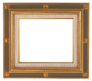 Green frame Stock Photo