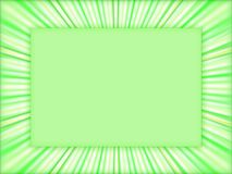 Green frame - background Royalty Free Stock Photo