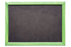 Green framed board Royalty Free Stock Image
