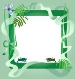 Green framework Stock Photography
